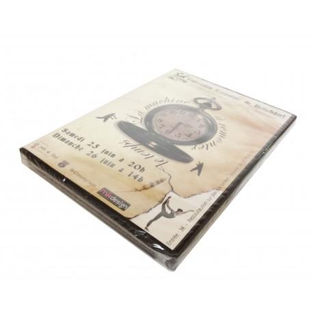 Livret - Jaquette DVD