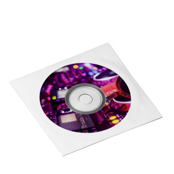 Fabulous Duplication CD DVD, Pressage CD DVD en pochette papier. Pressage VM85