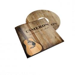 Livret - Jaquette CD