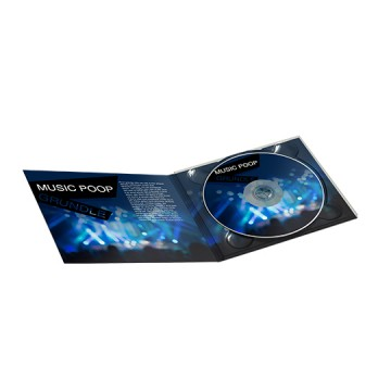 Digipack CD 2 volets