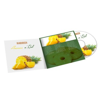 Digipack CD 2 volets