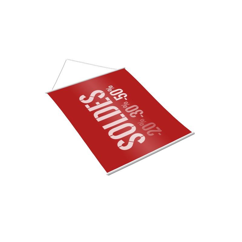 Imprimerie kakemono grand format discount impression num rique de kakemono toile m1 eco - Livret grand format plafond ...