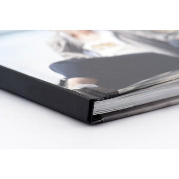 Impression Livres Dos carré couverture rigide
