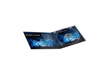 CD/DVD en digipack CD