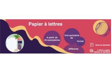 Papier à Lettres