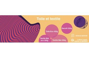 Toile & Textile
