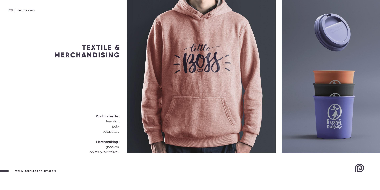 Textile & Merchandising