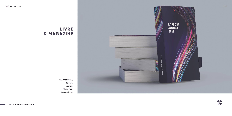 Livre & Magazine